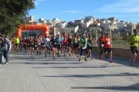 Foto del momento de la salida en el Portazgo de Cieza. Foto de Fausto