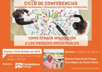 cartel-conferencia-innovacion-parques-industriales