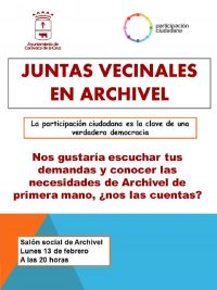 JuntasVecinalArchivel(Cartel)