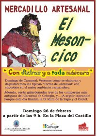 cartel domingo carnaval
