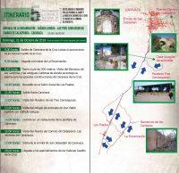 itinerariospedanias