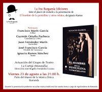 El Museo de la Música acoge este viernes la presentación del libro de Ignacio Ramos 'El hombre de la penicilina y otros relatos'