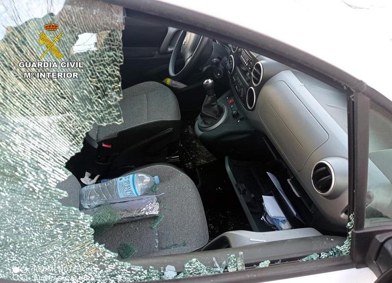 La Guardia Civil detiene a un experimentado delincuente por una decena de robos en Calasparra