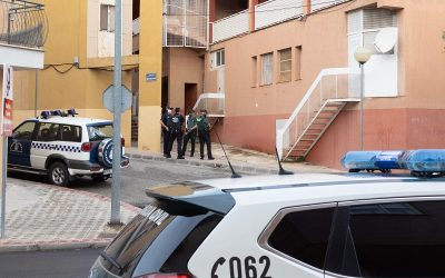 Policía Local de Caravaca y Guardia Civil realizan un operativo contra el fraude en el suministro eléctrico y de agua para luchar contra la ocupación de viviendas